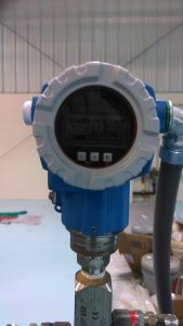Common pressure Transmitter used for level and pressure measurement