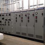 Allen-Bradley Motor Control Center (MCC) for multiple pumps