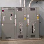 High Voltage Switchgear for main power